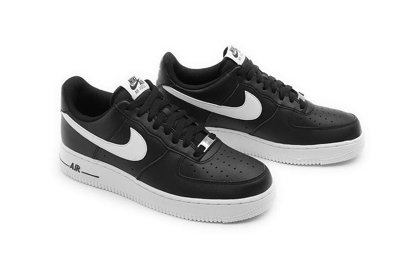 NIKE AIR FORCE 1 '07 AN20 - CJ0952-001 MENS FOOTWEAR NIKE