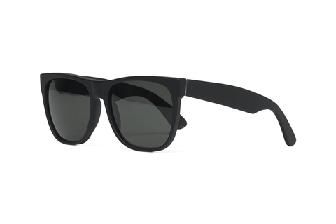 CLASSIC BLACK MATTE - X0N SUNGLASSES SUPER