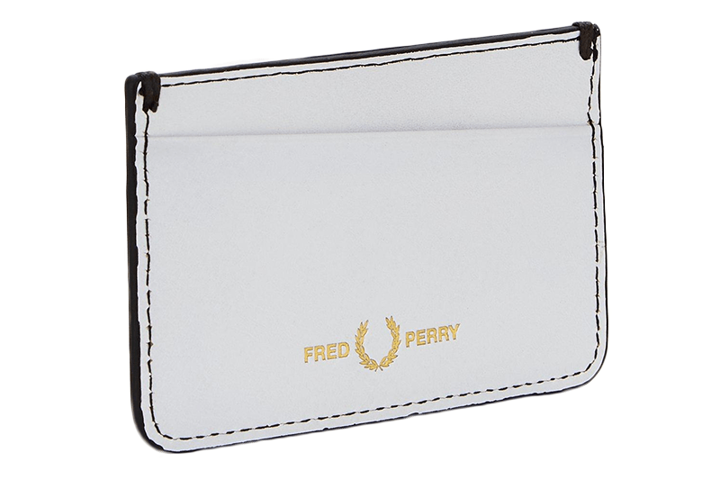 CNTRST INT LTHR CARD HOLDER-L7219 ACCESSORIES FRED PERRY