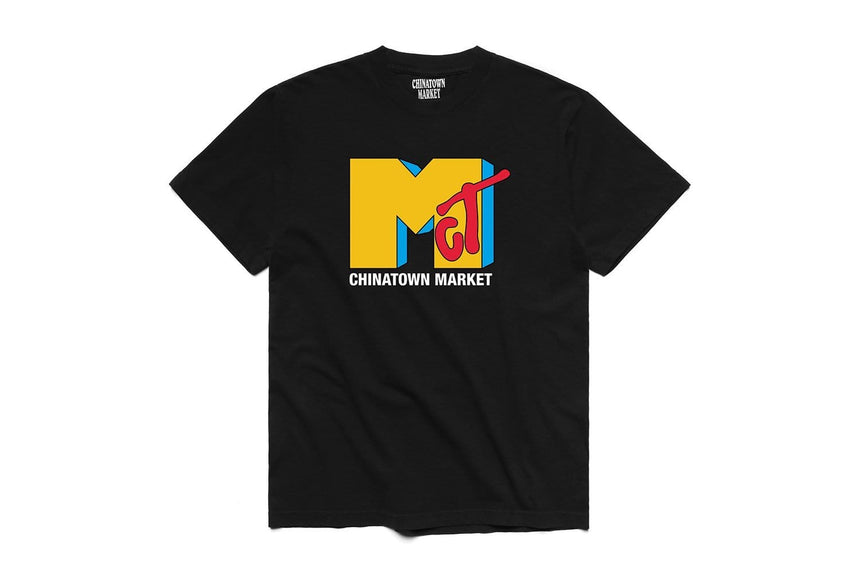 CTM T.V. TEE MENS SOFTGOODS CHINATOWN MARKET