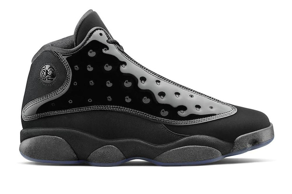 10d96ba404bfc4 AIR JORDAN 13 RETRO  BLACK BLACK  - 414571-012