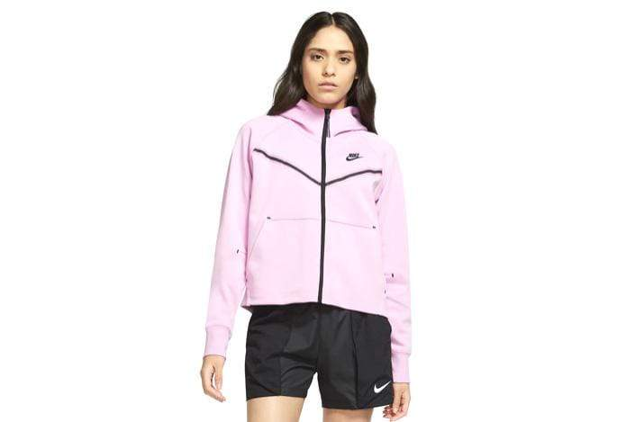 NIKE SPORTSWEAR TECH FLEECE WINDRUNNER - CW4298-680 WOMENS SOFTGOODS NIKE