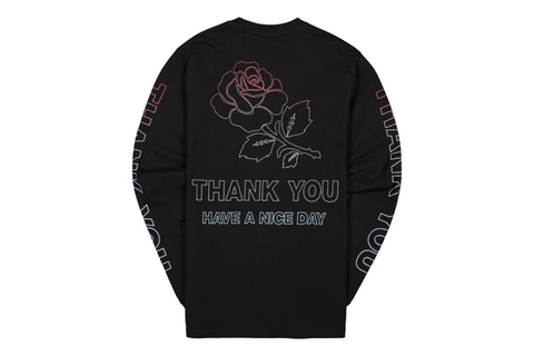 THANK YOU LONG SLEEVE - CTMF19-TYLS