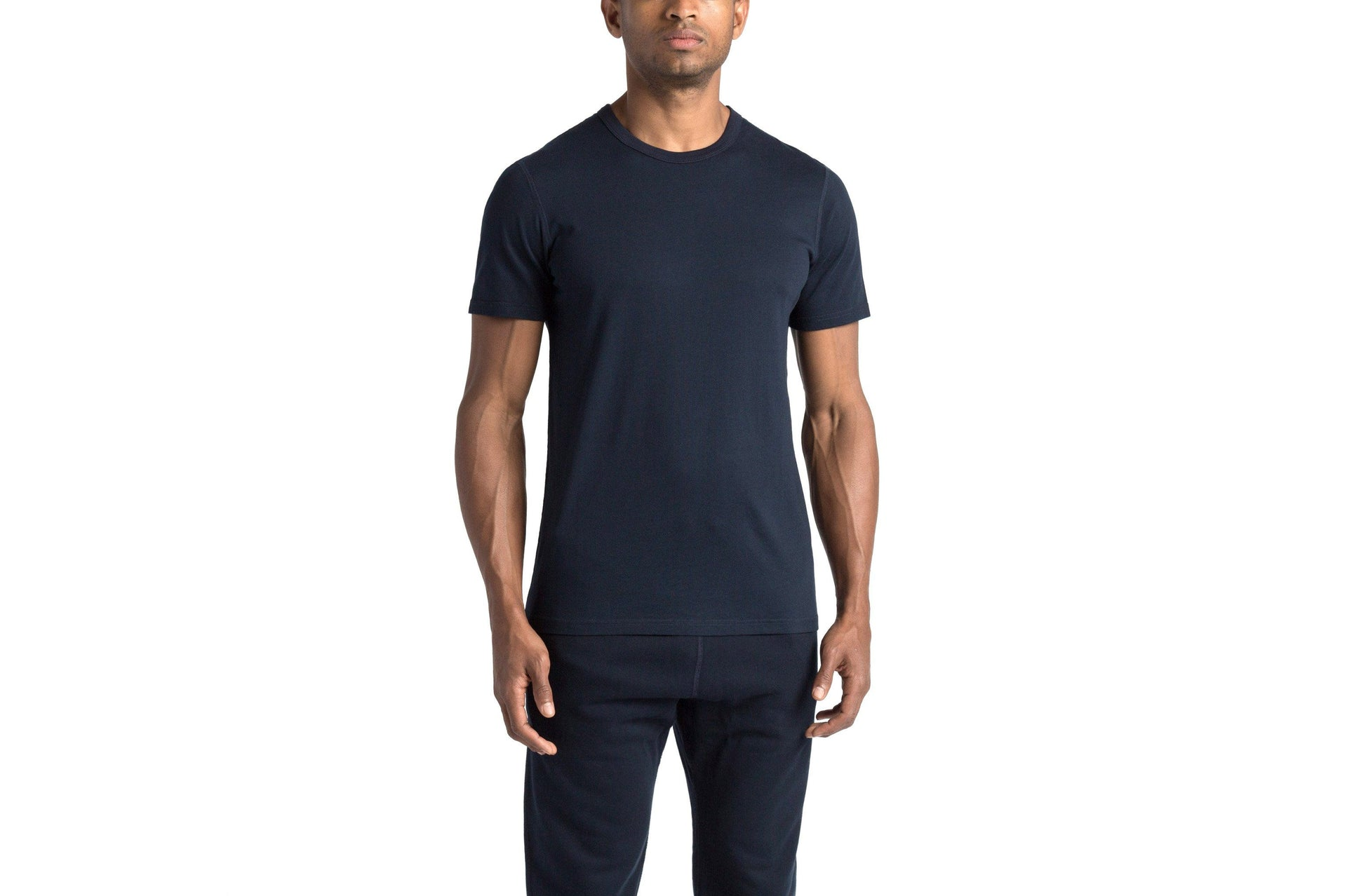 KNIT COTTON S/S CREWNECK TEE MENS SOFTGOODS REIGNING CHAMP