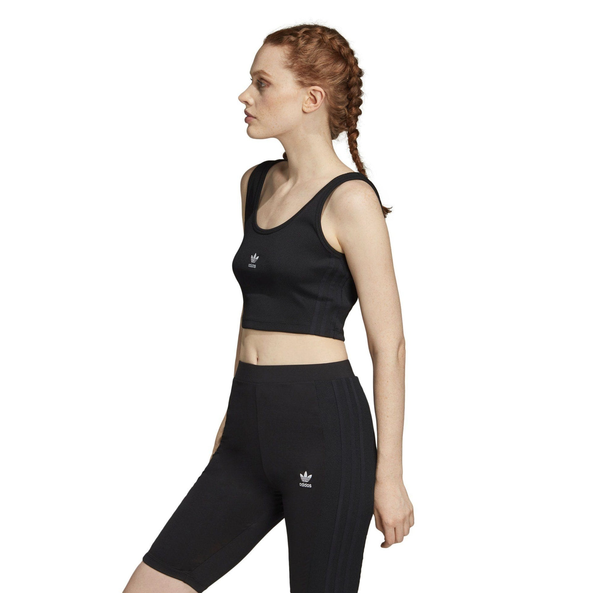 CROPPED TANK - FR0563 WOMENS SOFTGOODS ADIDAS
