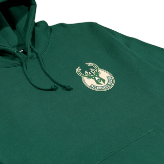 SPACE JAM MILWAUKEE BUCKS HOODIE - A20DMPF209