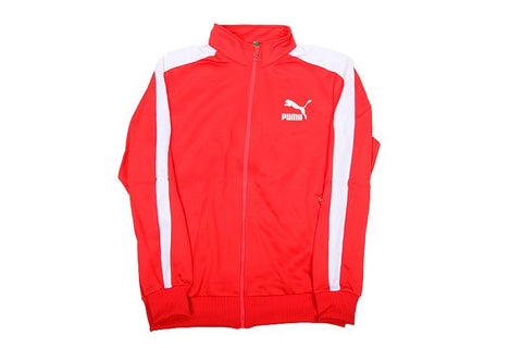 ARCHIVE T7 TRACK JACKET - SCARLET FLAME