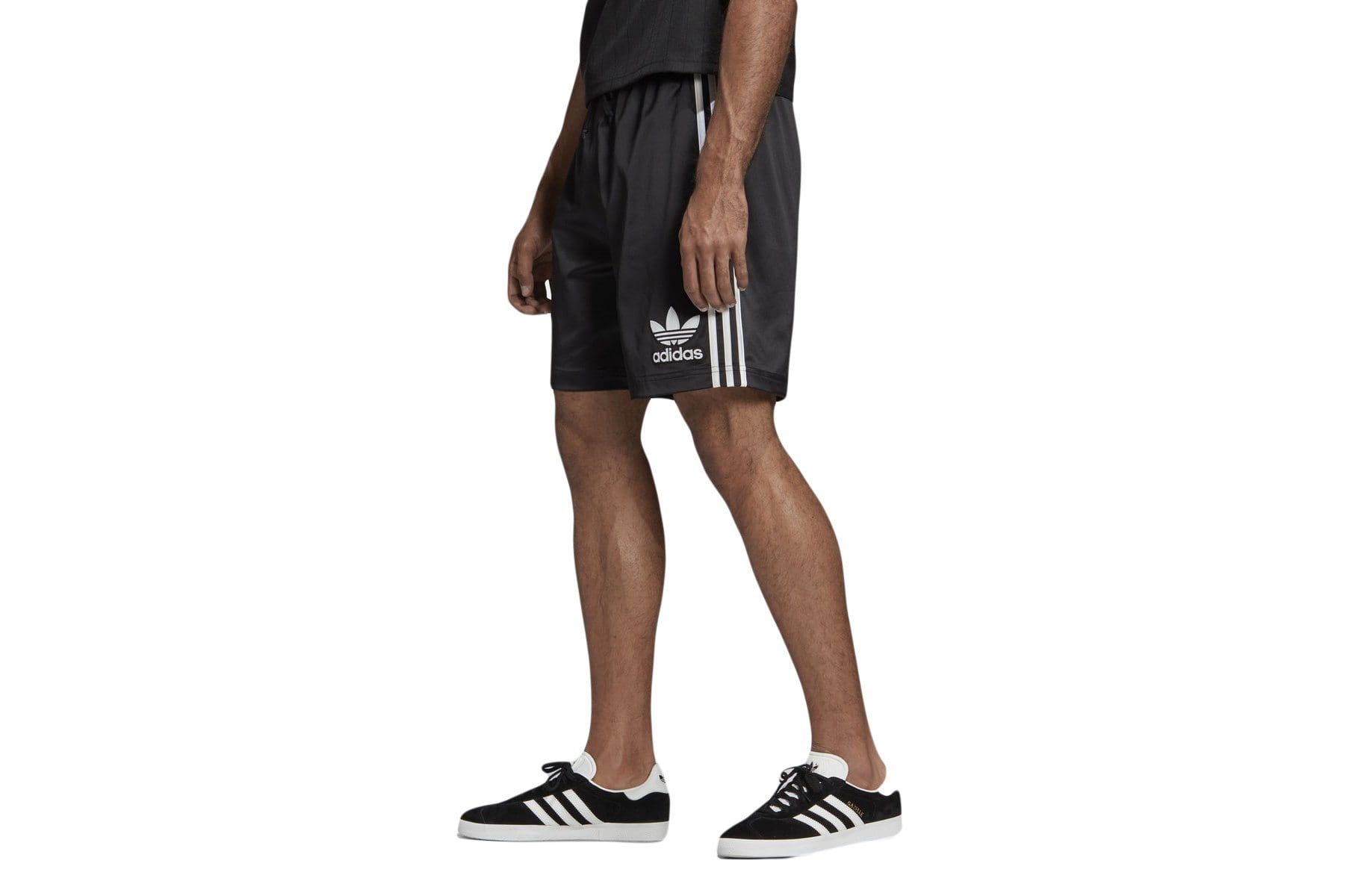 ADIDAS SATIN SHORT - DV1618 MENS SOFTGOODS ADIDAS