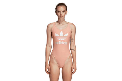TRF SWIMSUIT - DV2578 WOMENS SOFTGOODS ADIDAS