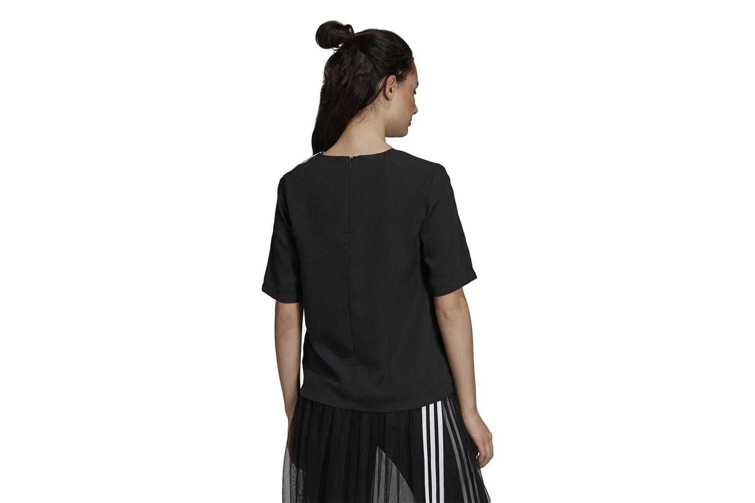 3 STRIPES TEE - DX3695 WOMENS SOFTGOODS ADIDAS