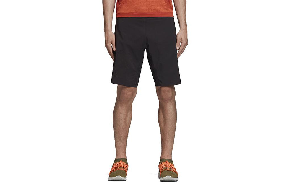 UNDEFEATED x ADIDAS GYM SHORTS - DY3265 MENS SOFTGOODS ADIDAS