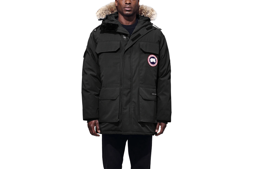 EXPEDITION PARKA-4660M MENS SOFTGOODS NRML