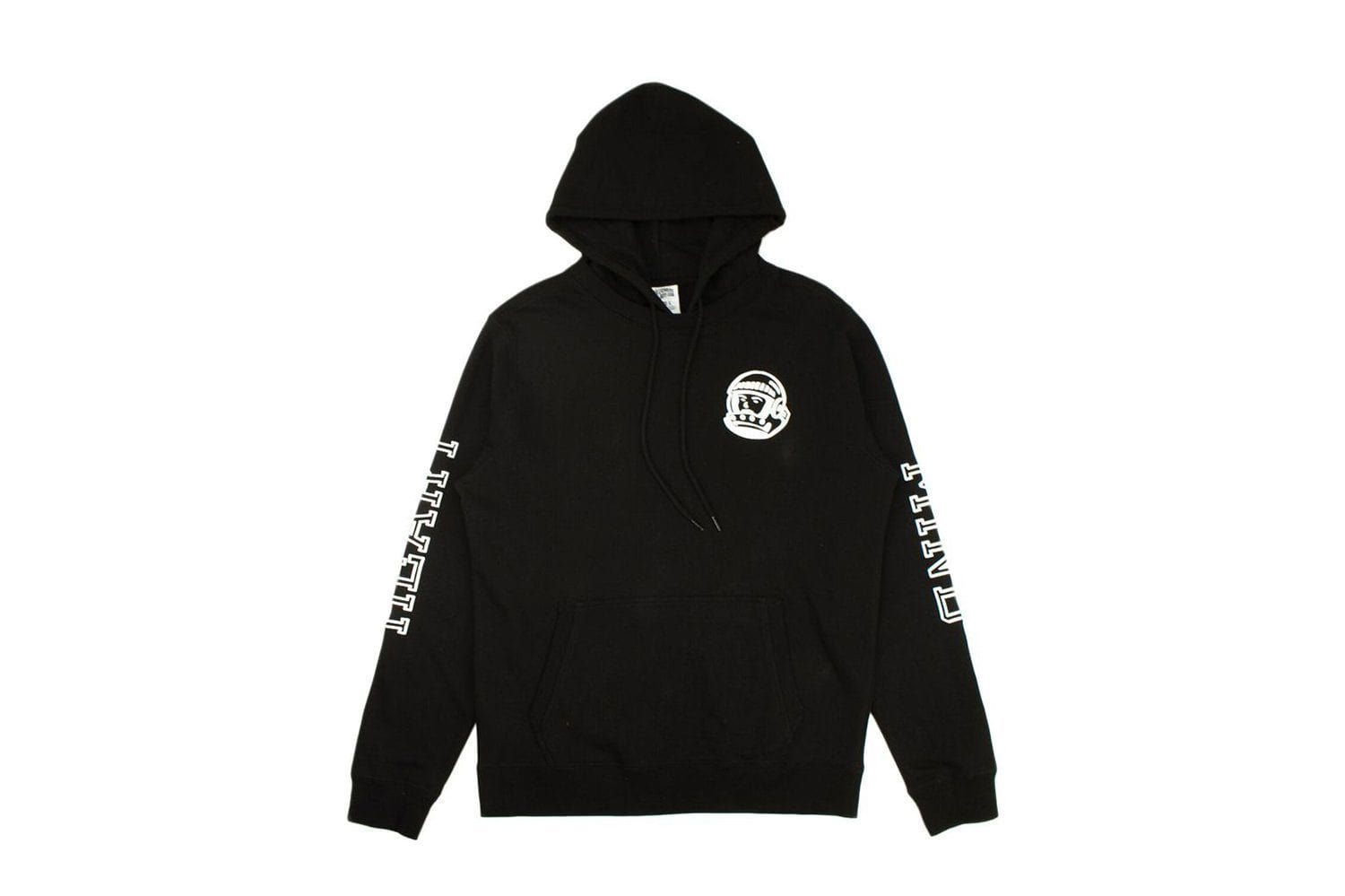 BLACK BILLIONAIRE BOYS CLUB HEART MIND HOODIE.