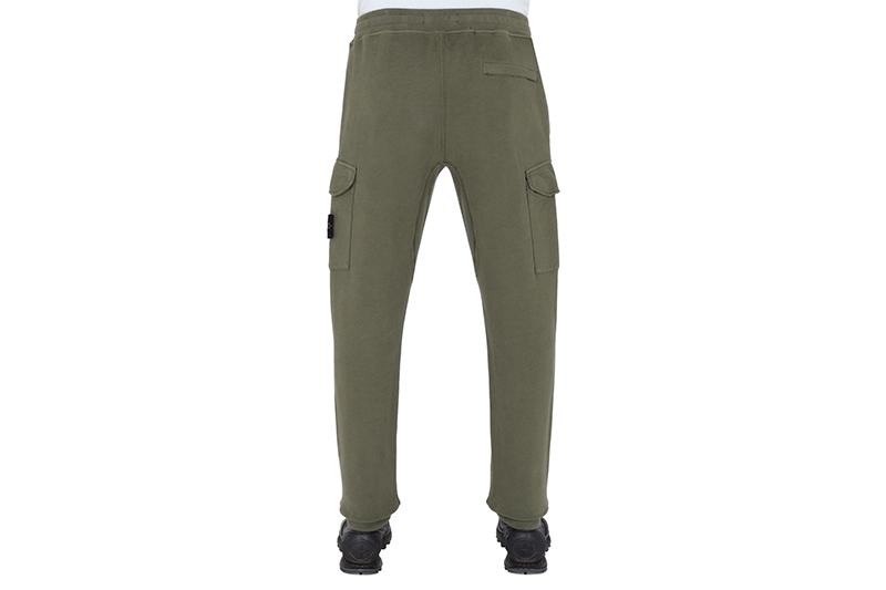 FLEECE PANTS - MO711561120 MENS SOFTGOODS STONE ISLAND