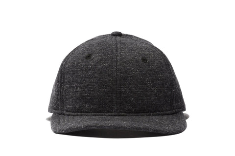 KNIT CABIN FLEECE 6-PANEL HAT