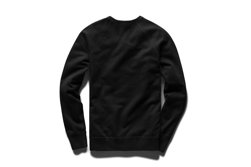 KNIT LIGHTWEIGHT TERRY CREWNECK - RC -3528 MENS SOFTGOODS REIGNING CHAMP