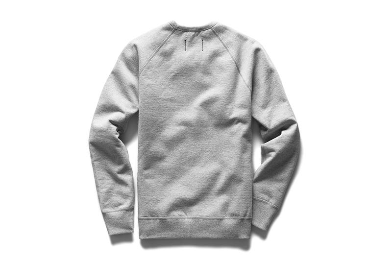 KNIT LIGHTWEIGHT TERRY CREWNECK - RC-3528 MENS SOFTGOODS REIGNING CHAMP