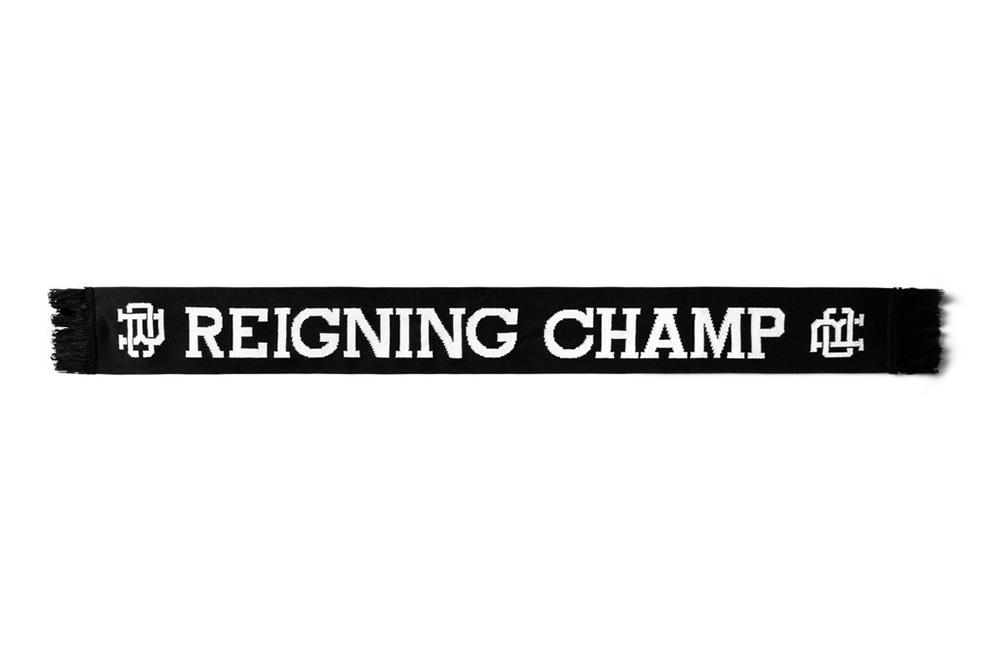 KNIT STADIUM SCARF-RC-7133 MENS SOFTGOODS REIGNING CHAMP