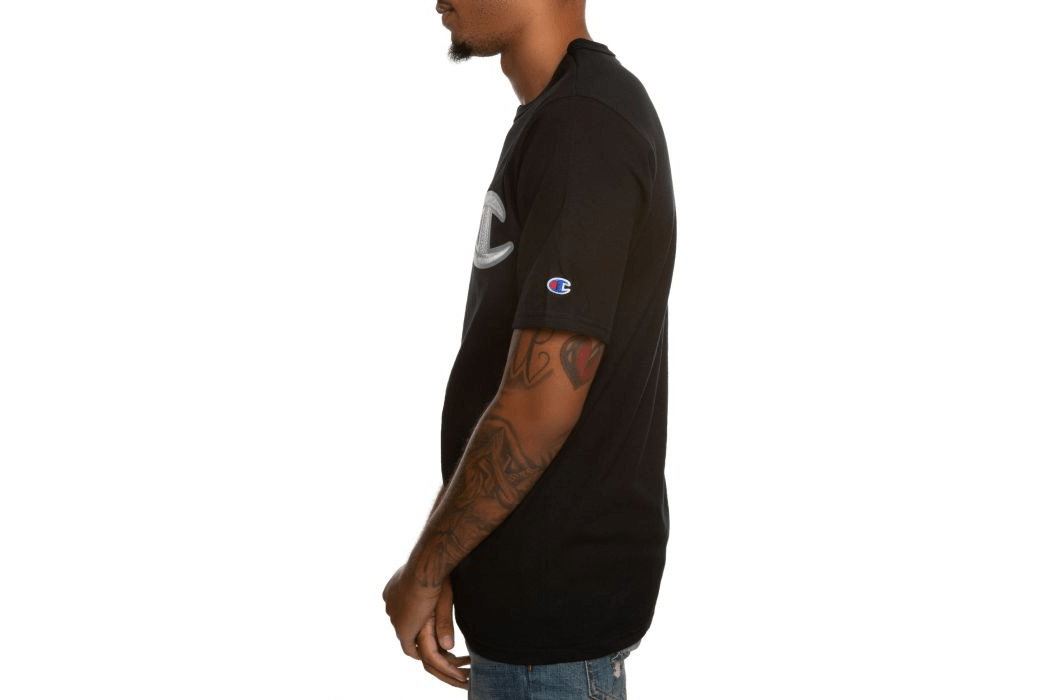 HERITAGE SHORT SLEEVE TEE-GT19 MENS SOFTGOODS CHAMPION