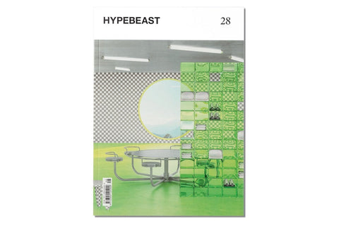 HYPEBEAST MAGAZINE VOL.28 ACCESSORIES HYPEBEAST