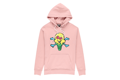 PINK LEMONADE HOODIE - 401 1302 MENS SOFTGOODS ICECREAM