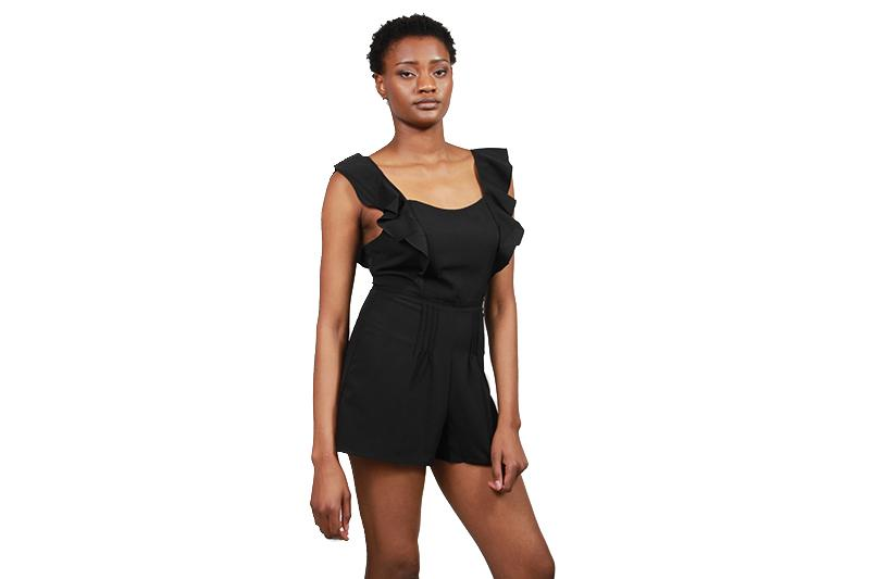 SUNDAY LOVER ROMPER WOMENS SOFTGOODS AMUSE SOCIETY