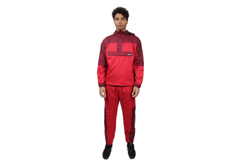 ALPINE PULLOVER - 115419 Unclassified STUSSY RED S