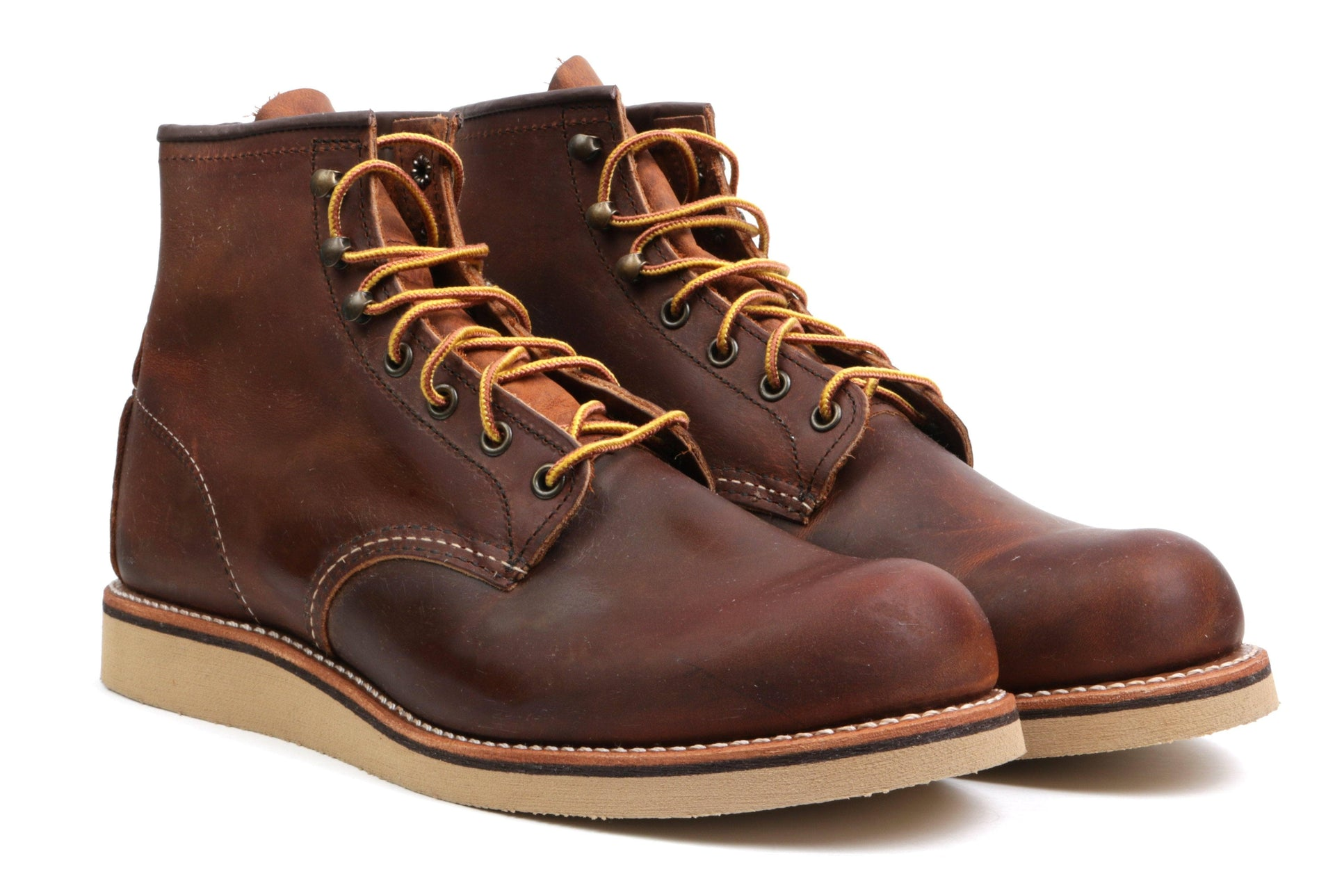 ROUGHNECK BOOT 02950-0 MENS FOOTWEAR RED WING SHOES