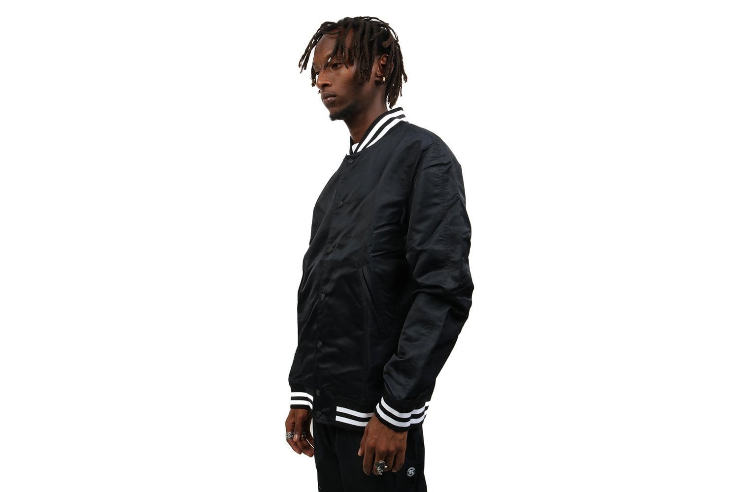 WOVEN LT WT SATIN EMBROIDERED STADIUM JACKET-RC-4101 MENS SOFTGOODS REIGNING CHAMP
