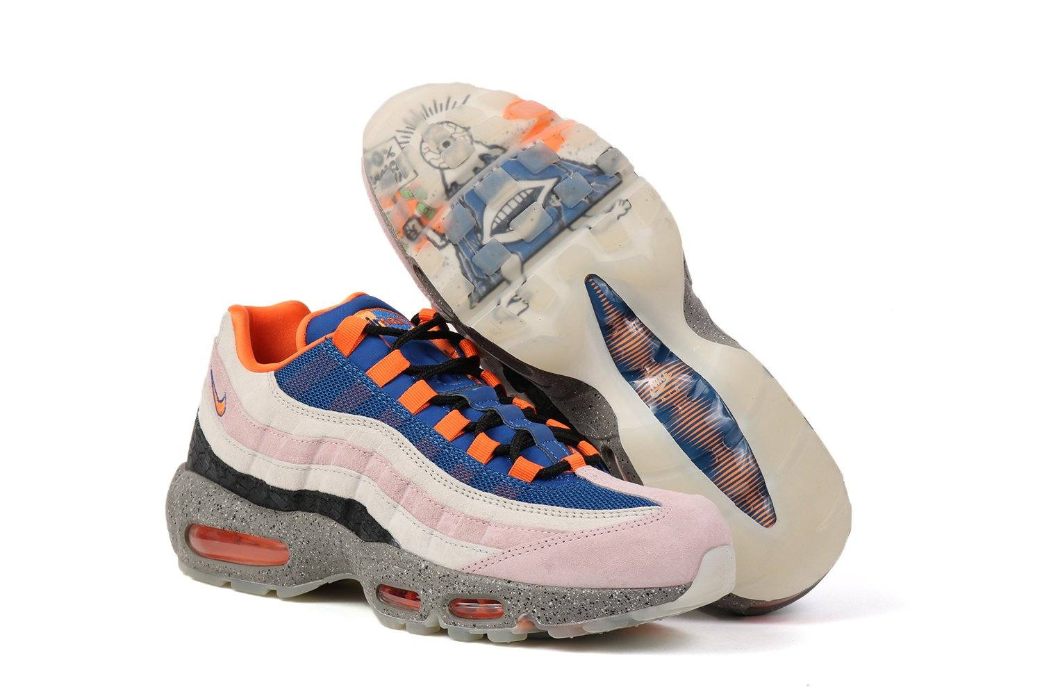 7bebc593f0 AIR MAX 95 - AV7014-600 MENS FOOTWEAR NIKE