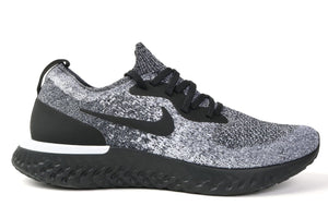 NIKE EPIC REACT FLYKNIT - AQ0067-011 MENS FOOTWEAR NIKE