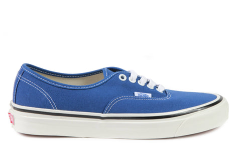 AUTHENTIC 44 DX (ANAHEIM FACTORY) - VN0A38ENQA5 MENS FOOTWEAR VANS OG BLUE 8 VN0A38ENQA5