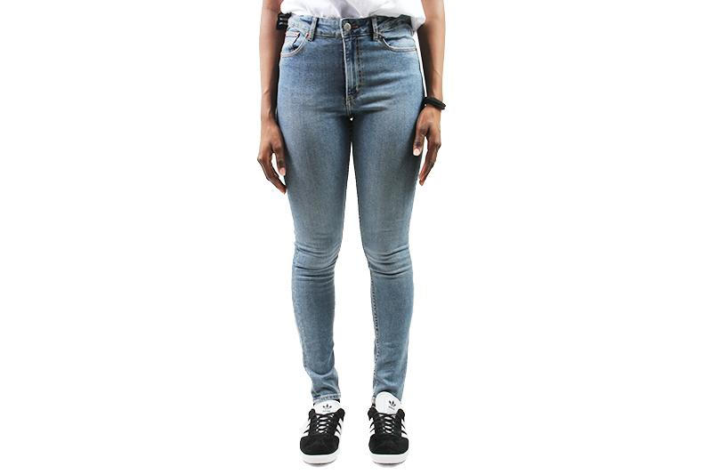 HIGH SKIN ID BLUE WOMENS SOFTGOODS CHEAP MONDAY ID BLUE 24 490132