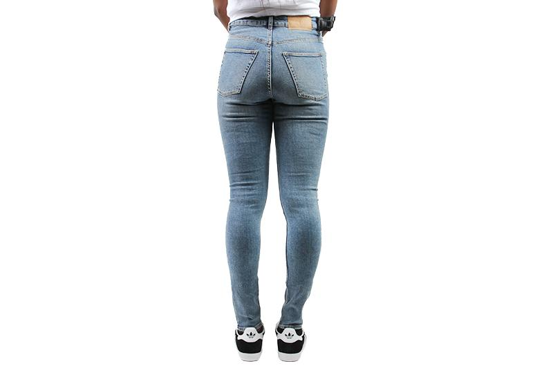 HIGH SKIN ID BLUE WOMENS SOFTGOODS CHEAP MONDAY