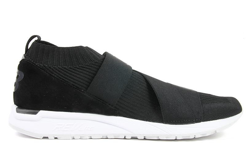 247 Knit MENS FOOTWEAR NEW BALANCE BLACK 8