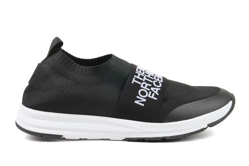 TRACTION KNIT MOC MENS FOOTWEAR THE NORTH FACE TNF BLACK/ TNF BLACK 8 NF0A3RR5KX7