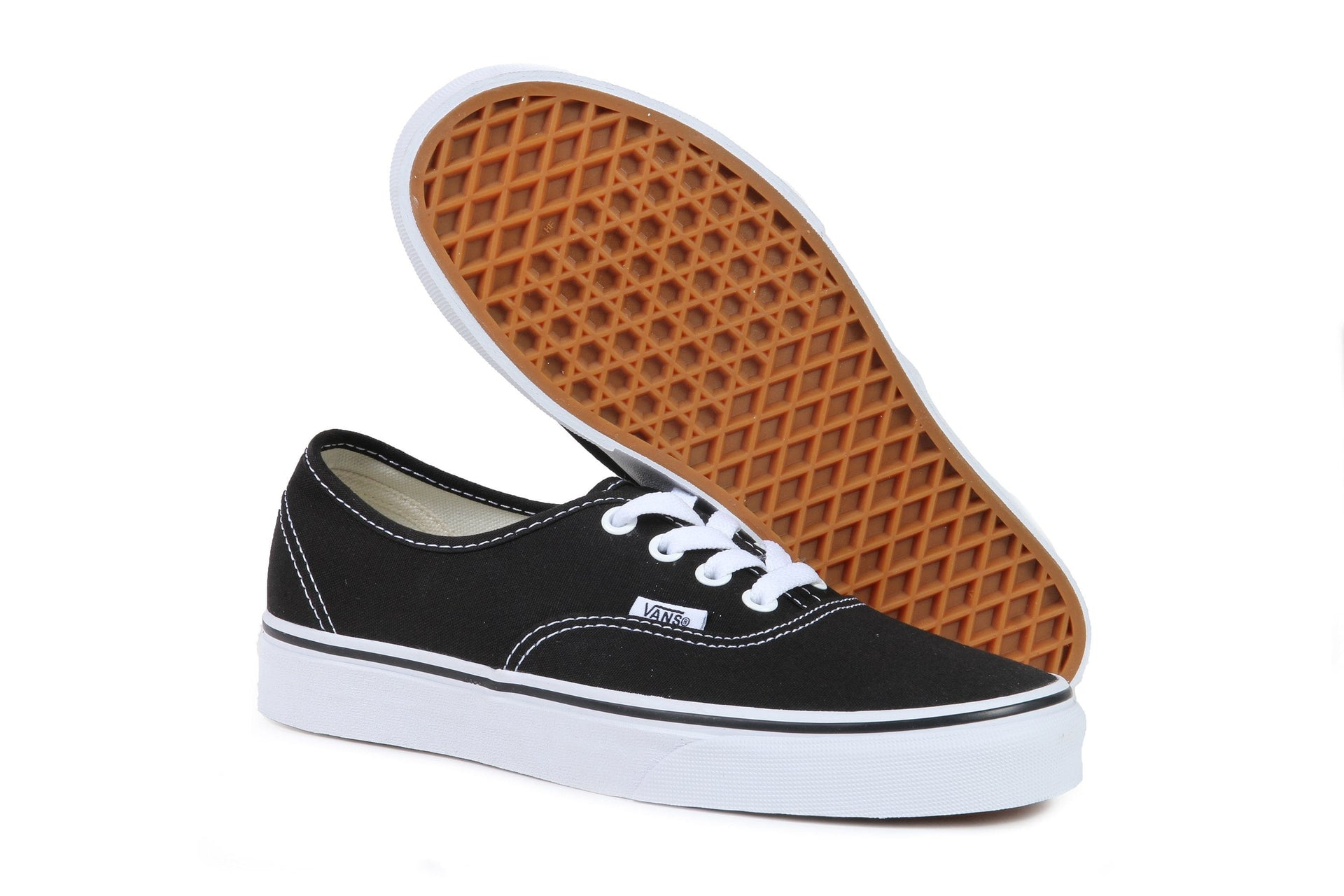AUTHENTIC - VN000EE3BLK WOMENS FOOTWEAR VANS