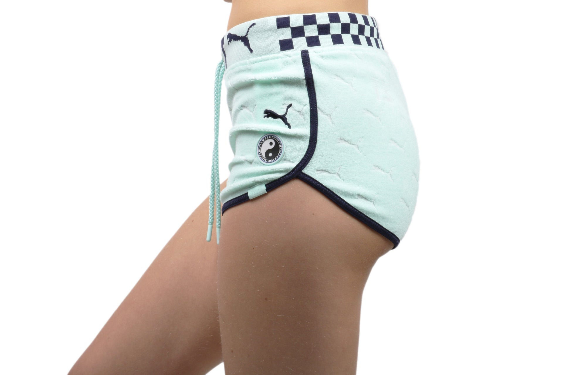 TERRYCLOTH DOLPHIN SHORTS-57731904 WOMENS SOFTGOODS PUMA
