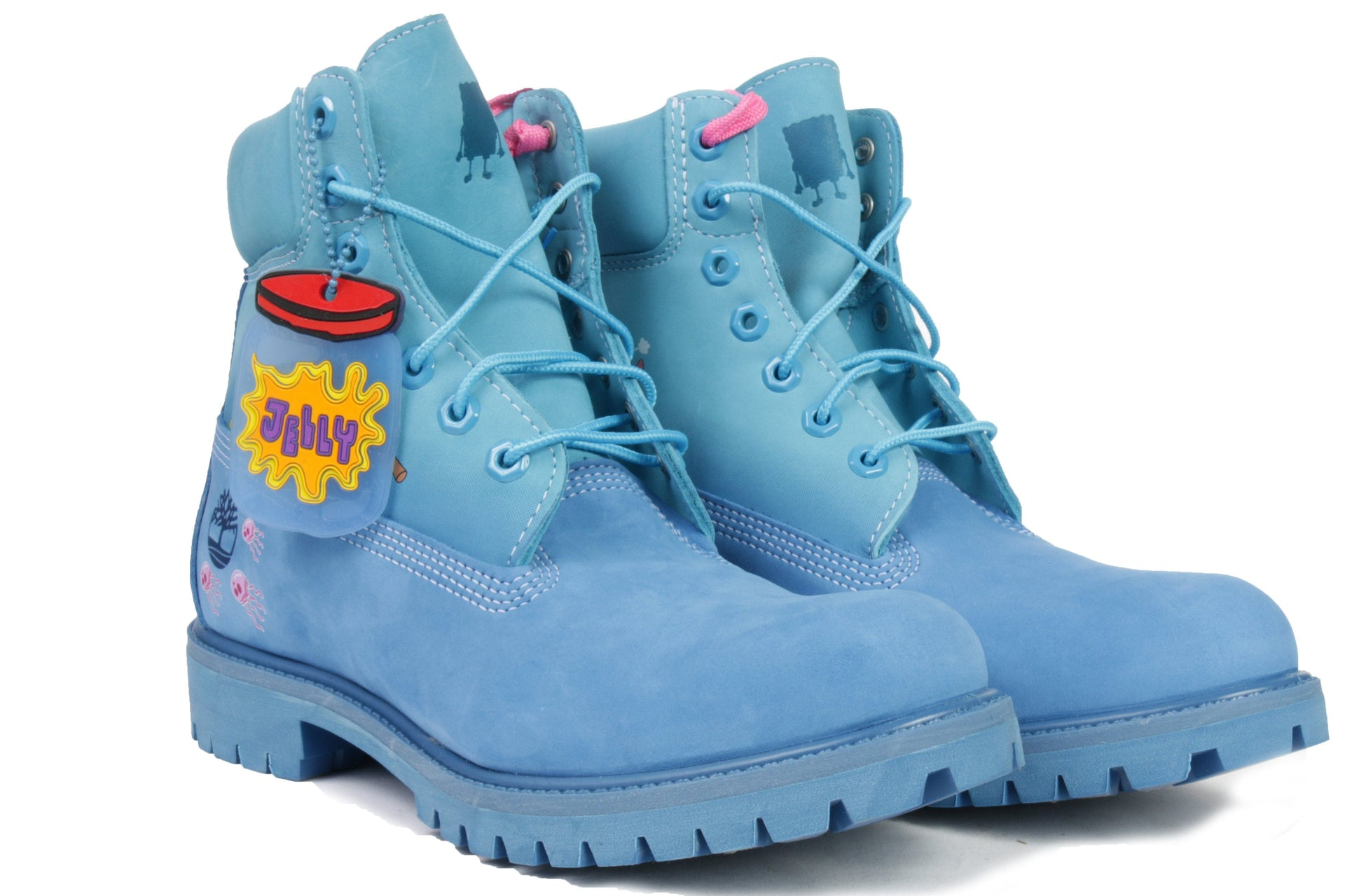 SPONGEBOB PREMIUM 6 IN BOOT - 0A22T4-J45 MENS FOOTWEAR TIMBERLAND
