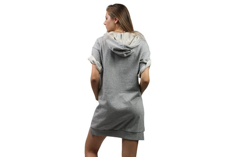 DRESSS HEATHER GREY