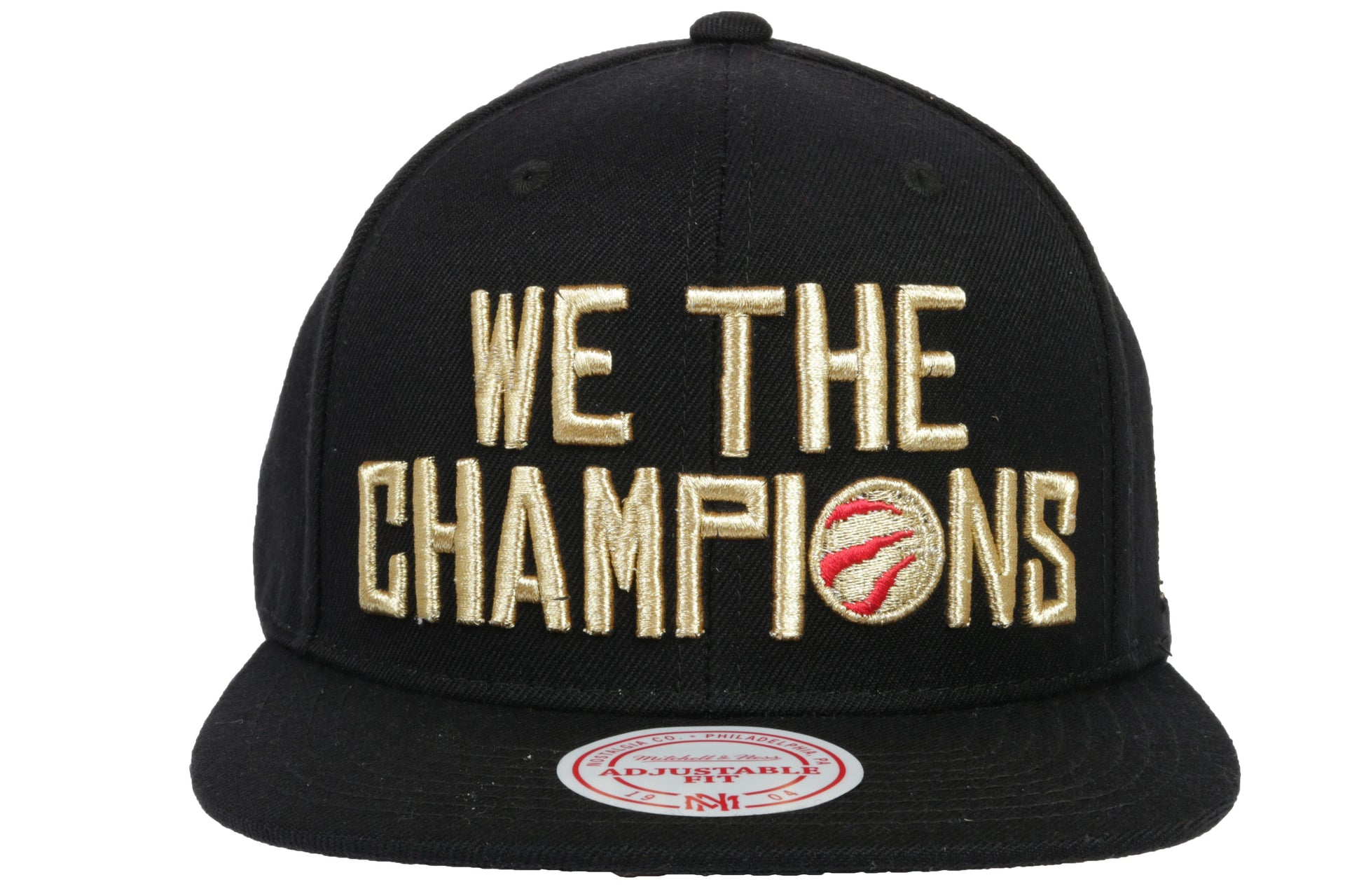 NBA RAPTORS WE THE CHAMPIONS MENS SOFTGOODS MITCHELL & NESS
