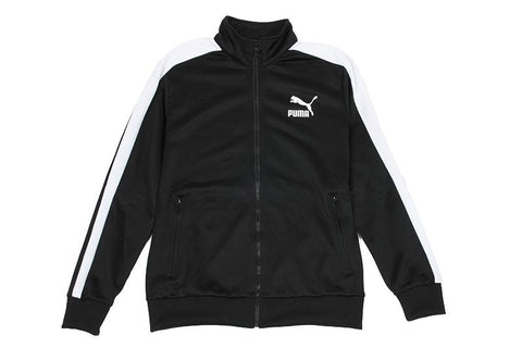 ARCHIVE T7 TRACK JACKET - BLACK