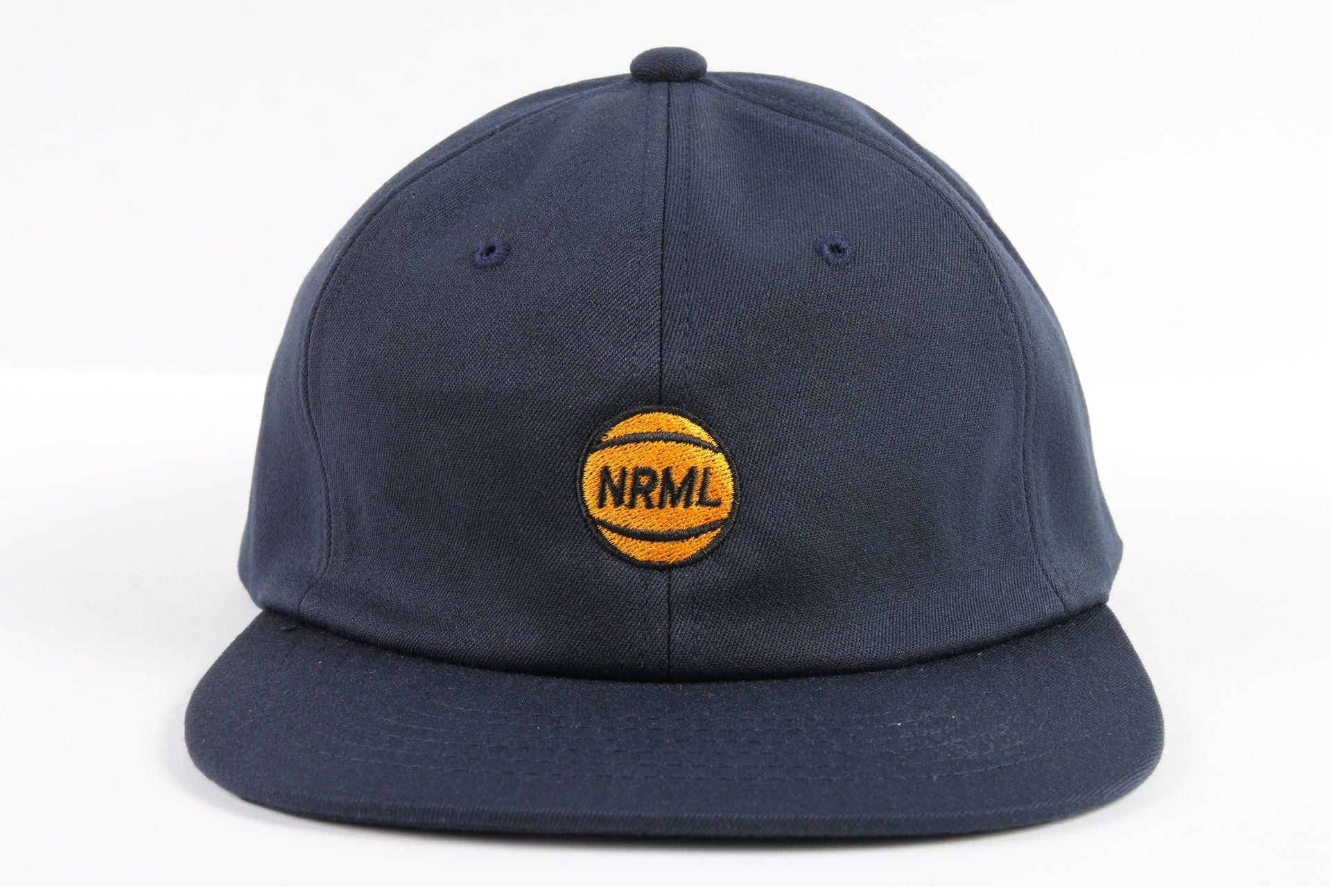 NRML BASKETBALL HAT HATS NRML NAVY ONE SIZE