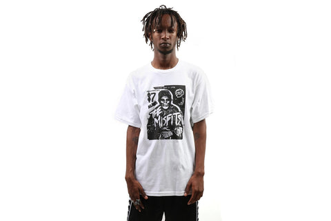 OBEY MISFITS SHOW FLYER BASIC TEE