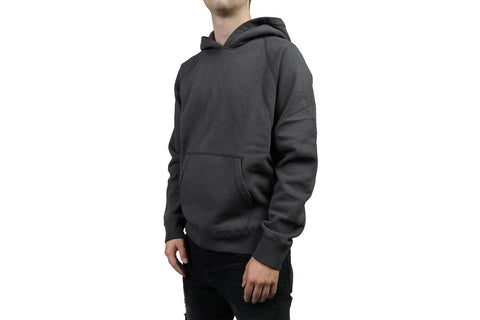 KNIT HEAVYWEIGHT FLEECE PULLOVER - WI-3257