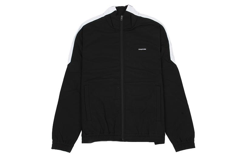 JUMPSHOT TRACK MENS SOFTGOODS ZANEROBE BLACK M