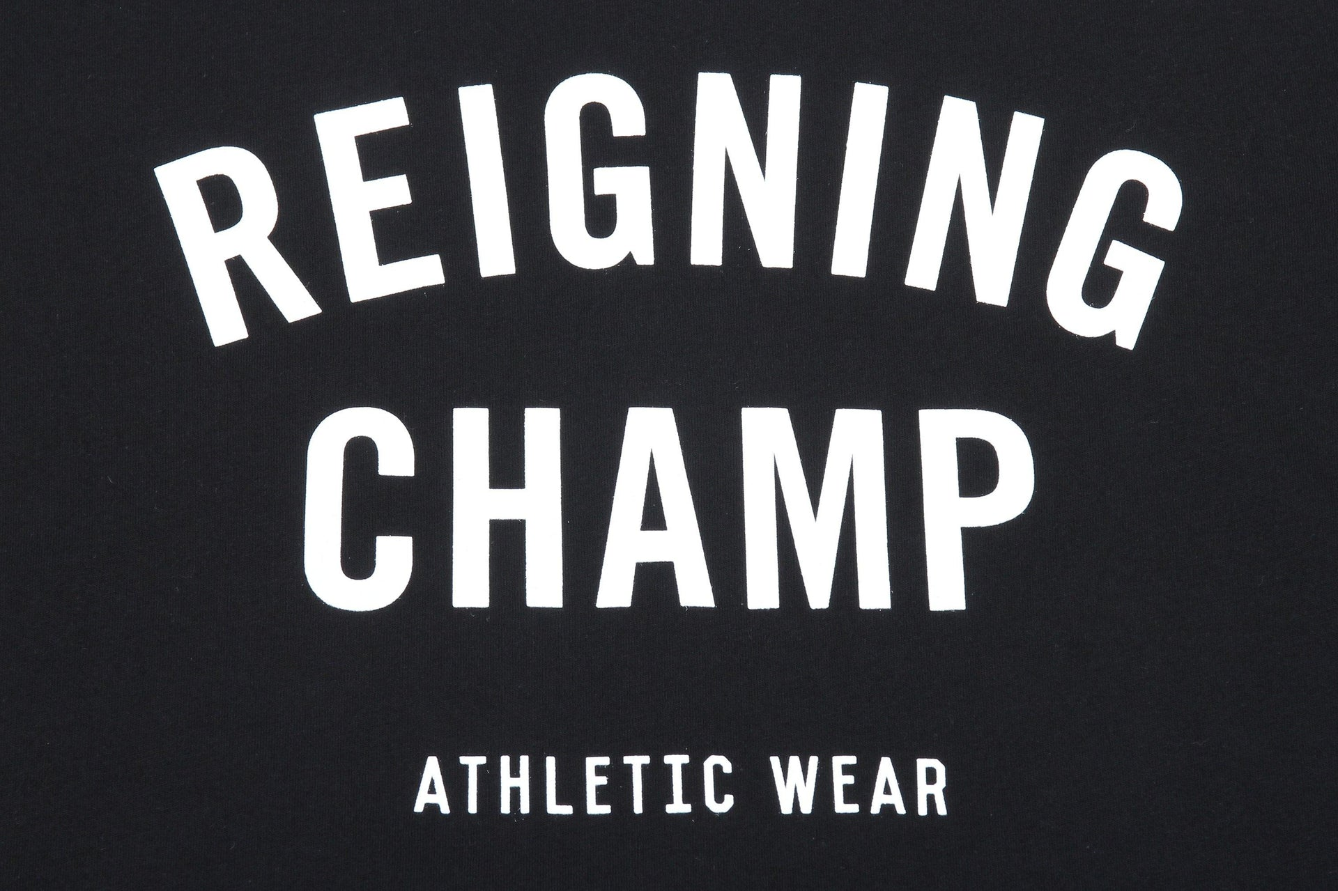 KNIT COTTON JERSEY GYM LOGO T-SHIRT RC-1125 MENS SOFTGOODS REIGNING CHAMP