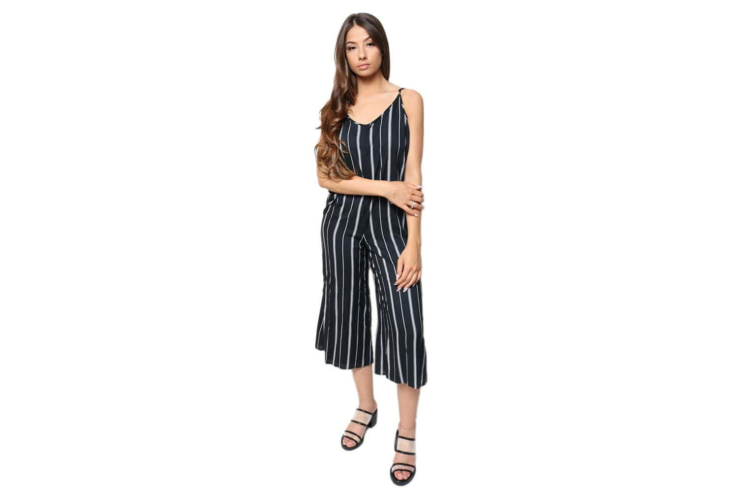 COLTON ROMPER WOMENS SOFTGOODS AMUSE SOCIETY BLACK S