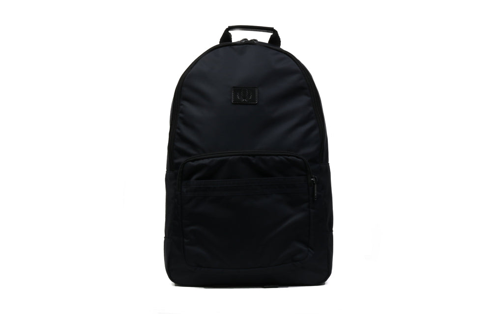 SPORTS NYLON BACKPACK L4206 BAGS FRED PERRY NAVY ONE SIZE