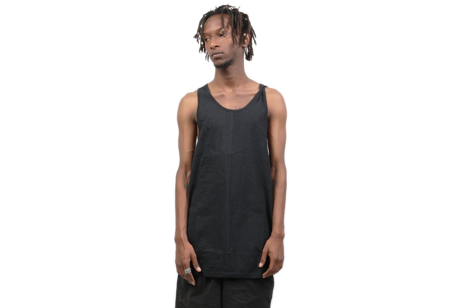 RUGGER TANK MENS SOFTGOODS ZANEROBE BLACK S